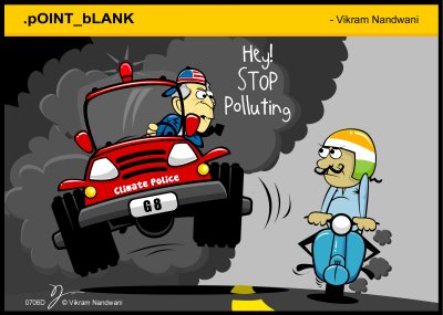 The Pollution Conundrum